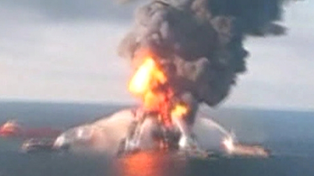 BP Oil Spill Blame Game