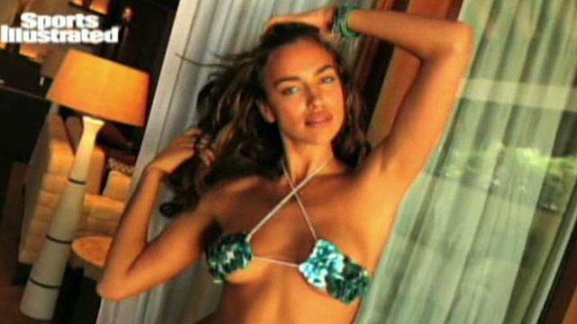 Sports Illustrated Swimsuit Model Irina Shayk