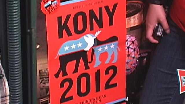 Invisible Children Kony Campaign Goes Viral