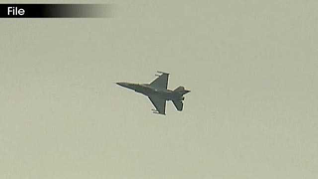 fighter jet, flight diverted