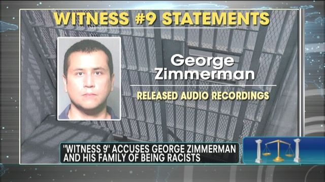 New 911 Recordings: Zimmerman a Racist
