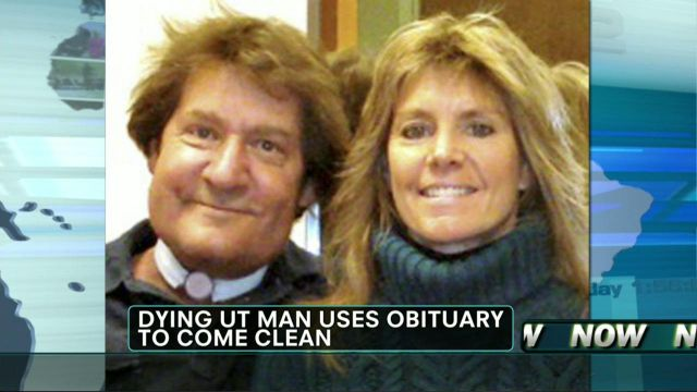 Dying UT Man's Self-Obituary Goes Viral