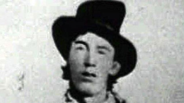 billy the kid death. illy the kid death photo.