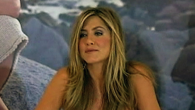 Aniston: Women Don't Need Men to Have Kids