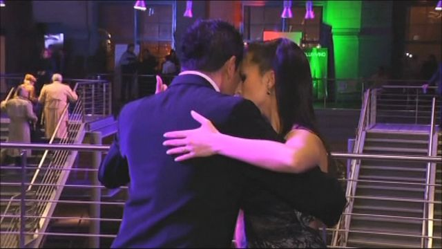 Argentines Embrace the Tango in Annual Festival
