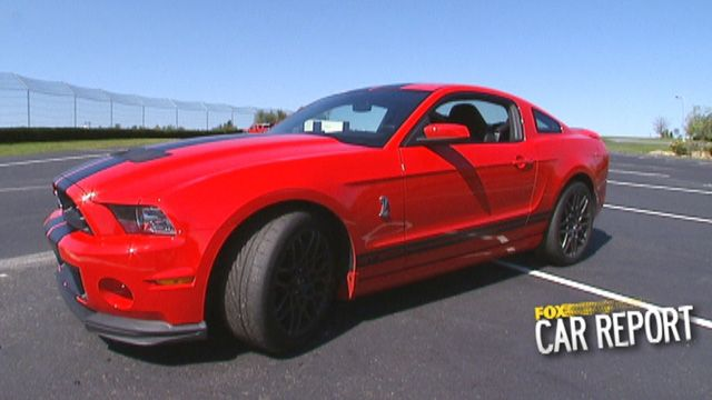 Ford's 202 mph Mustang