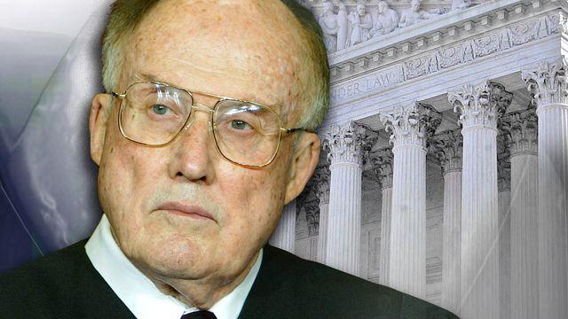 William Rehnquist's rise to the Supreme Court