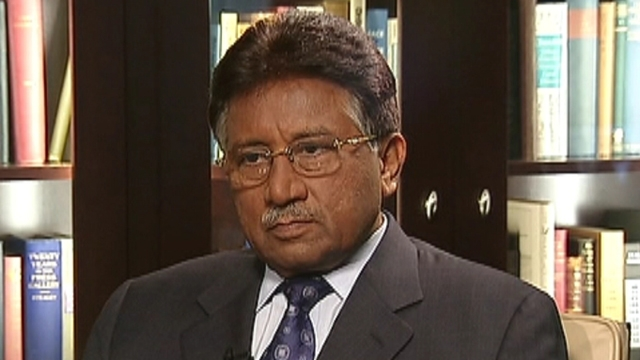 Pervez Musharrafは、元会長、パキスタンで死刑判決を受けた国家反逆罪