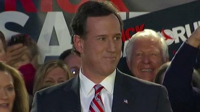 Rick Santorum: 'Game On!'