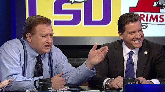 Beckel and Bolling Wager on BCS Title Game