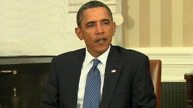 Obama: 'Extraordinary Courage Shown During Event'