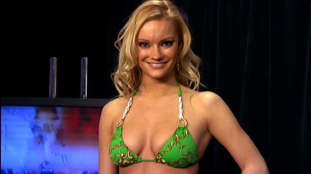 Swimsuits Go 'Green'