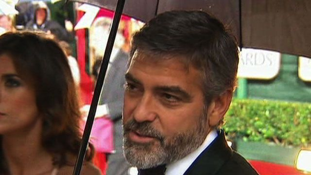 Golden Globes: George Clooney