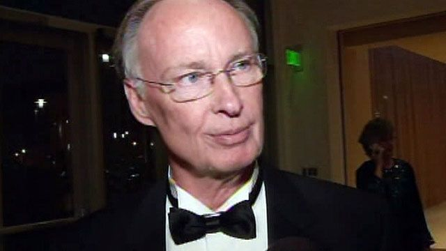 Alabama's Governor Ready to Take Office