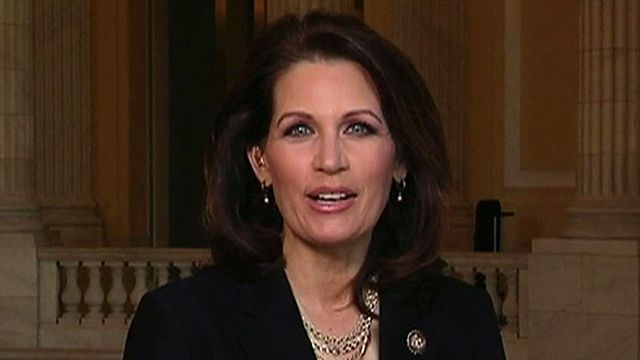 Michele Bachmann in No Spin Zone