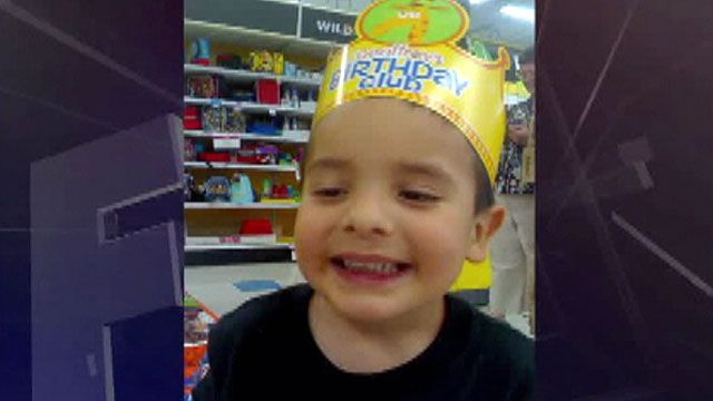 Amber Alert for Missing 4-year-old