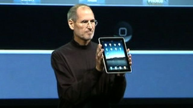 Apple Unveils New Device Called iPad
