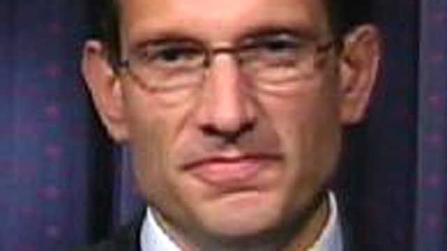 Rep. Cantor Responds to Partisan Swipe