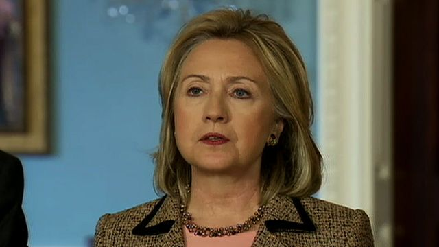 Clinton to Authorities: 'Allow Peaceful Protests'