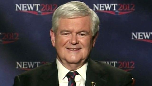 Newt Gingrich on 'Fox & Friends'