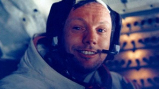 Neil Armstrong, The Race to the Moon
