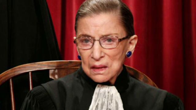 Calls for Justice Ginsburg to resign