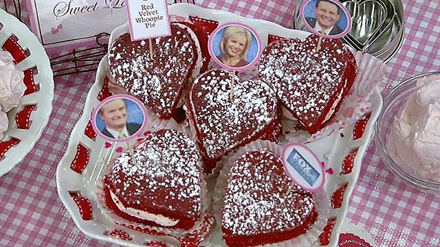 Valentine's Day Sweets on 'Fox & Friends'
