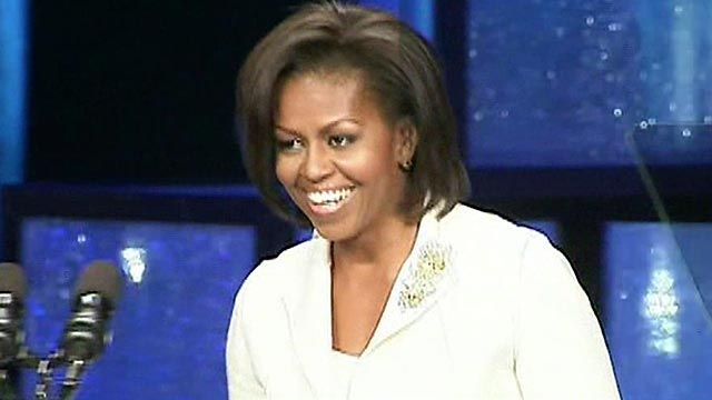 Michelle Obama Touts Breastfeeding as IRS Gives Tax Breaks