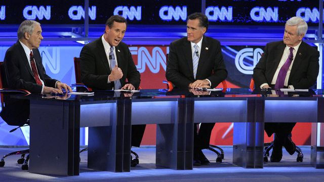 GOP trouble choosing a clear candidate?