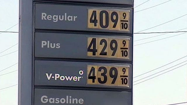 Battle over easing high gas prices