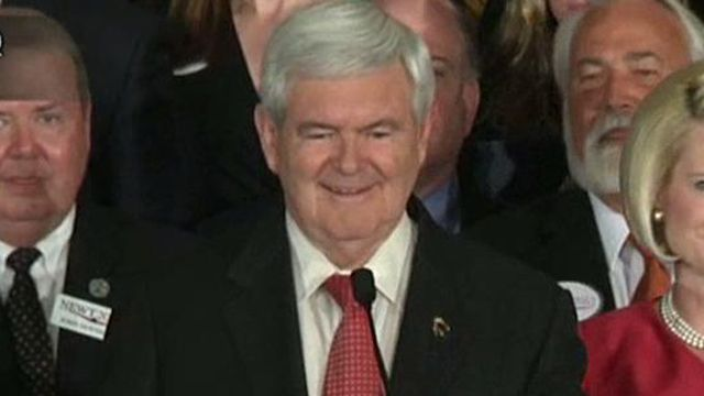 Newt Gingrich: You believed in the power of ideas