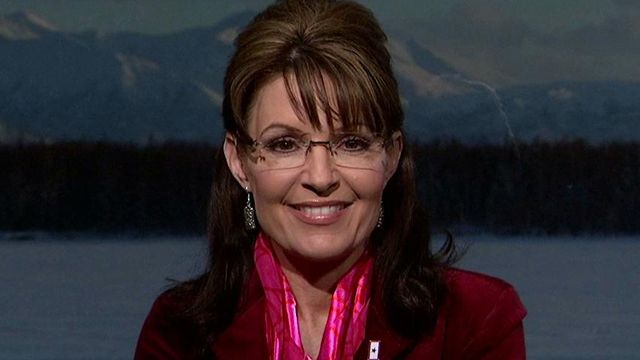 Palin: It doesn't make sense for anyone to drop out