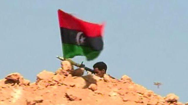 Battle for Control of Libya's Oil