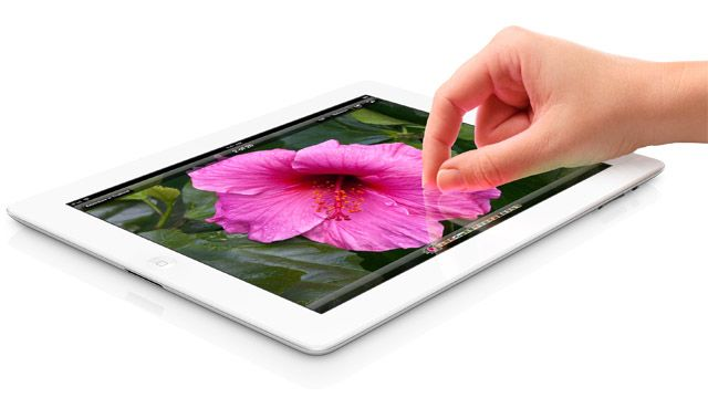 Hands-on with the new Apple iPad
