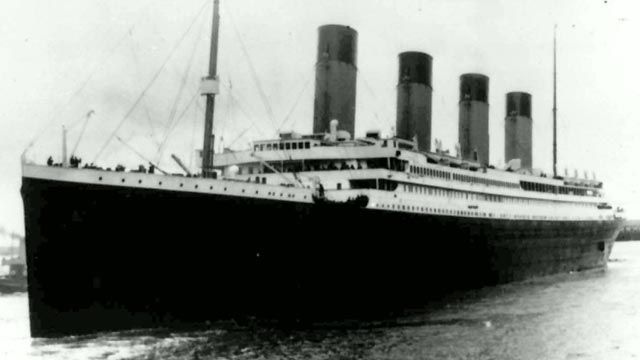 Titanic wreckage site is mapped for first time