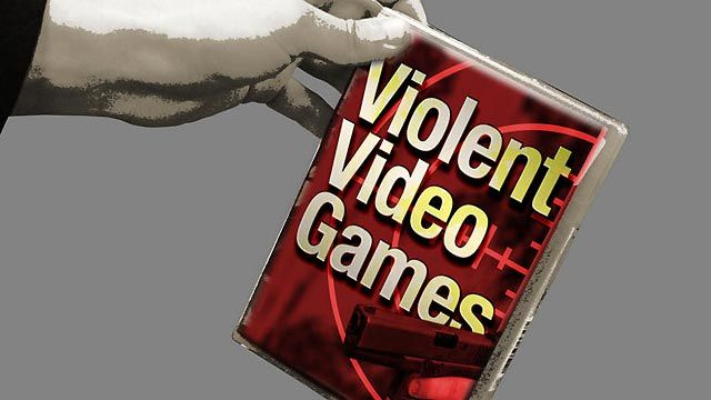 Violence on the Brain from Your Video Game?