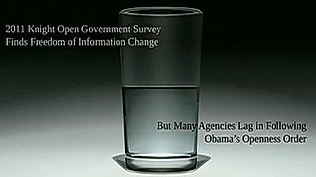 New Questions About Government Transparency