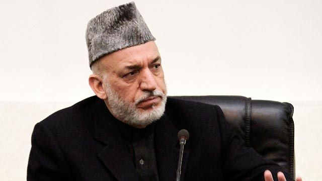 Karzai 'raising the temperature' in relationship with US