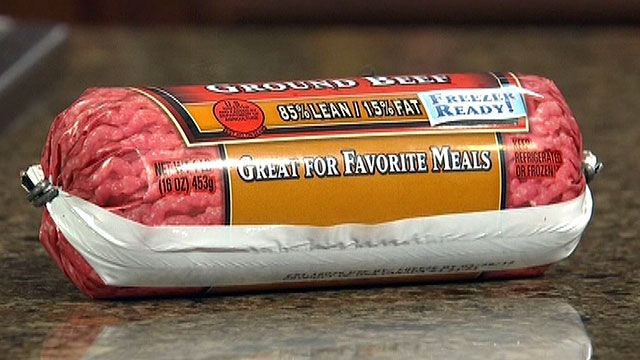 Stores removing beef with pink slime from shelves