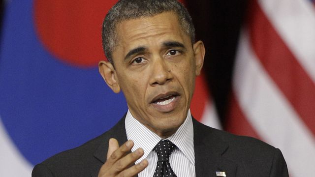 Obama issues warning to North Korea