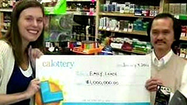 Woman claims she accidentally gave away winning lotto ticket