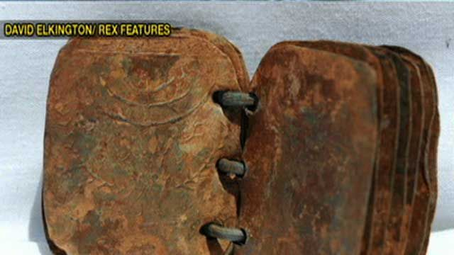 Ancient 'Christian' Books Found