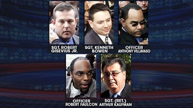 Disgraced New Orleans police officers sentenced to prison