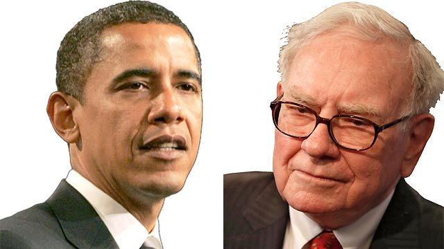 Potential impact of Obama's 'Buffett rule'