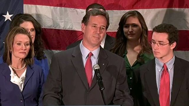 Santorum's press secretary speaks out on suspended campaign