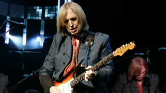 Tom Petty Offers $7,500 for 5 Stolen Guitars