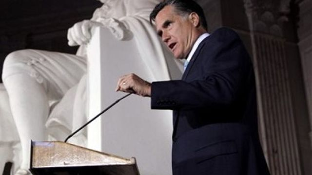 New poll shows Romney, Obama dead heat