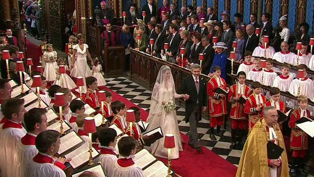 Royal Wedding Traditions