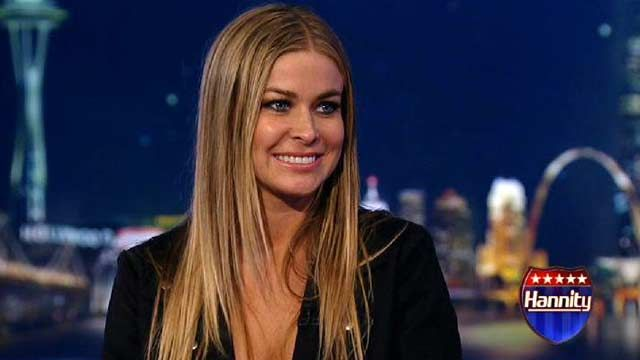 Carmen Electra's Hairy New Project