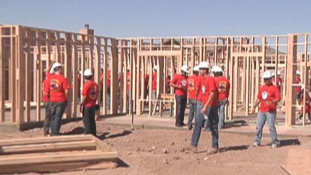 Disabled U.S. Marine Gets Free New Home